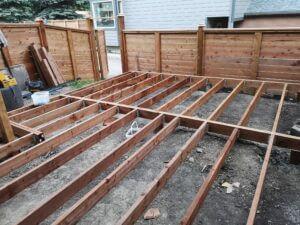 Allen Landscaping - Deck Work